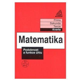 Jiří  Heřman: Matematika pro nižší třídy víceletých gymnázií - Podobnost cena od 82 Kč