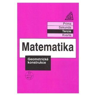 Jiří  Heřman: Matematika pro nižší třídy víceletých gymnázií - Geometrické konstrukce cena od 77 Kč
