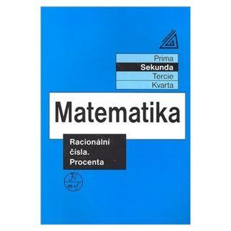 Jiří Heřman: Matematika pro nižší ročníky víceletých gymnázií - Racionální čísla a procenta cena od 84 Kč