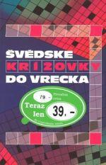 Ottovo nakladateľstvo Švédske krížovky do vrecka cena od 26 Kč
