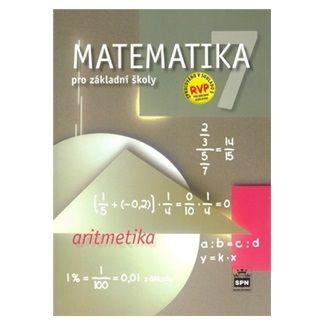 Zdeněk Půlpán: Matematika 7 pro základní školy - Aritmetika cena od 88 Kč