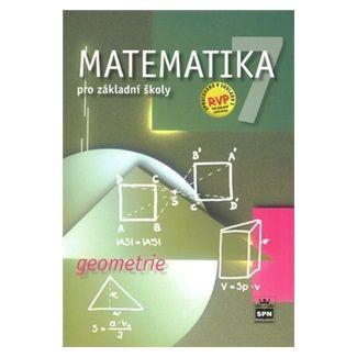 Zdeněk Půlpán: Matematika 7 pro základní školy - Geometrie cena od 87 Kč
