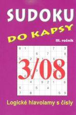 TELPRES Sudoku do kapsy 3/08 cena od 41 Kč