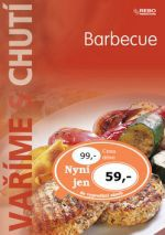 Barbecue cena od 59 Kč