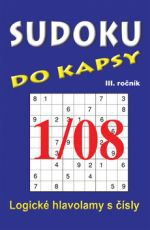 TELPRES Sudoku do kapsy 1/08 cena od 25 Kč