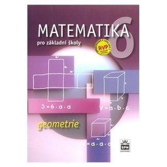 Zdeněk Půlpán: Matematika 6 pro základní školy - Geometrie cena od 79 Kč