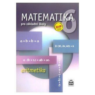 Boušková Jitka: Matematika 6 pro základní školy - Aritmetika - Pracovní sešit cena od 63 Kč