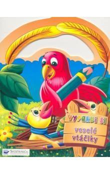 Svojtka Vyfarbi si veselé vtáčiky cena od 39 Kč