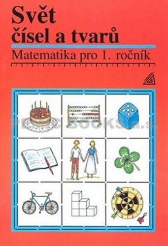 Alena Hošpesová: Matematika pro 1.ročník základních škol cena od 68 Kč