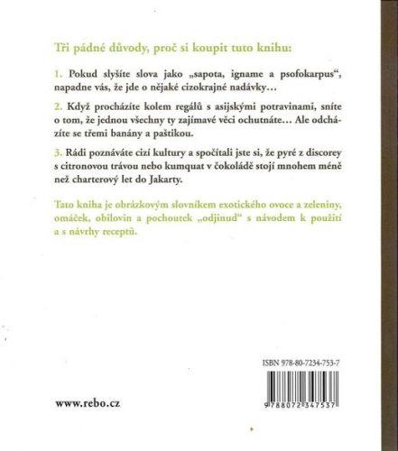 Dominique Lesbros: Je pro vás exotická kuchyně španělskou vesnicí? aneb Jak si v exotické restauraci nepřipadat jako hlupák cena od 18 Kč