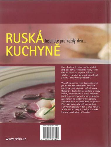 Minkowski, Enkhuizen: Ruská kuchyně - Inspirace pro každý den.... cena od 0 Kč