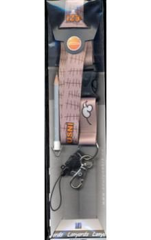 JUMPee Šňůra na krk Myš - LY 002 cena od 80 Kč