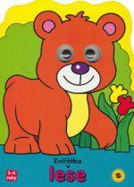 Zvířátka v lese Medvěd cena od 65 Kč