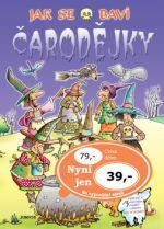 JUNIOR Jak se baví čarodějky cena od 35 Kč