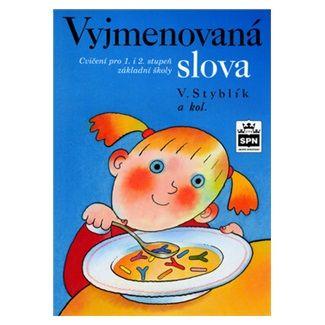 Vlastimil Styblík: Vyjmenovaná slova cena od 67 Kč