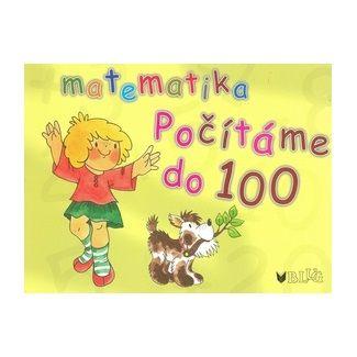 Vlasta Blumentrittová: Matematika - Počítáme do 100 cena od 35 Kč