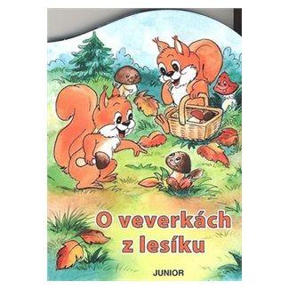 O veverkách z lesíku cena od 46 Kč