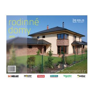 ERLIS projekt Katalogové projekty rodinných domů 2006 cena od 35 Kč