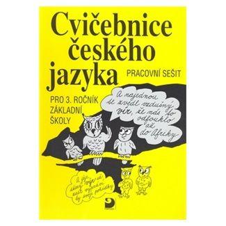 Jiřina Polanská: Cvičebnice českého jazyka pro 3. ročník ZŠ cena od 57 Kč