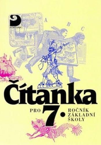 Jana Čeňková: Čítanka pro 7. ročník ZŠ cena od 88 Kč