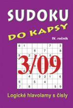 TELPRES Sudoku do kapsy 3/09 cena od 41 Kč
