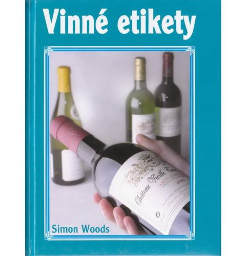 Simon Woods: Vinné etikety cena od 49 Kč