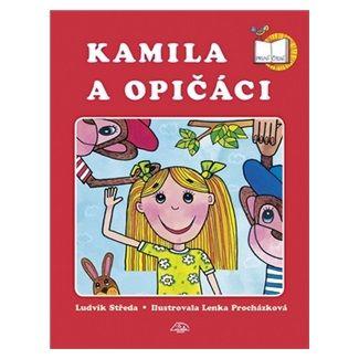 Ludvík Středa: Kamila a opičáci cena od 73 Kč
