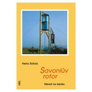 Heinz Schulz: Savoniův rotor cena od 55 Kč
