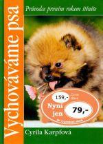 Cyrila Karpfová: Vychováváme psa cena od 39 Kč