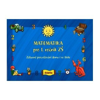 Havlínová Andrea a: Matematika pro 1. roč. ZŠ Zábavné procvičování cena od 66 Kč