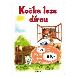 Vladimíra Vopičková: Kočka leze dírou cena od 48 Kč