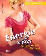 Anna Trökes: Energie z jógy cena od 59 Kč