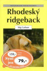 Stig Carlson, Sandra Carlsonová: Rhodeský ridgeback cena od 0 Kč