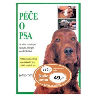 David Taylor: Péče o psa cena od 35 Kč