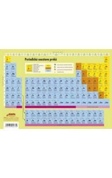 Periodická soustava prvků cena od 18 Kč