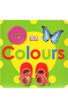Dorling Kindersley Limited DK - Colours cena od 45 Kč
