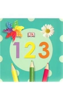 Dorling Kindersley Limited DK - 123 cena od 49 Kč