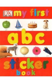 Dorling Kindersley Limited My First ABC Sticker Book cena od 47 Kč
