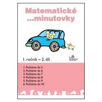 Josef Molnár: Matematické minutovky 1. ročník / 2. díl cena od 16 Kč