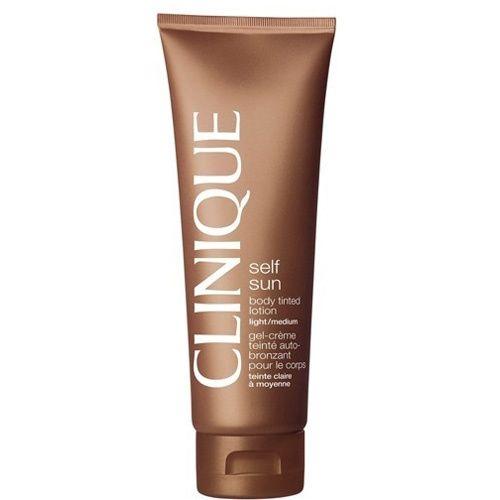 Clinique Self Sun Body Tined Lotion Medium/Deep 125ml