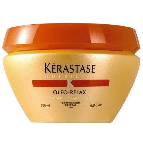 Kérastase Nutritive Oleo Relax Masque for Dry Rebelliou Hair 200ml
