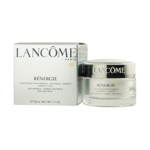 Lancome Renergie Anti Wrinkle Firming Treatmt Face andNeck ml