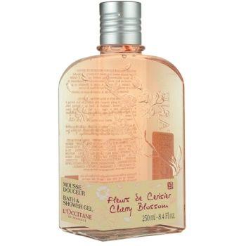 L´Occitane Cherry Blossom Bath Shower Gel 250ml