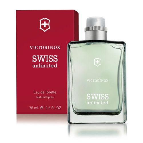 Swiss Army Unlimited 75ml
