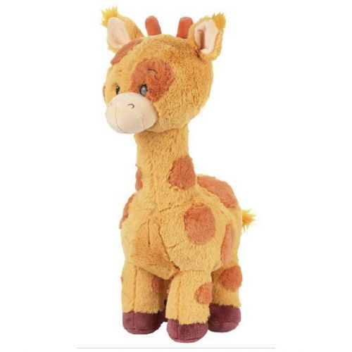 MAC TOYS Žirafa Noa 28cm žlutá oranžová