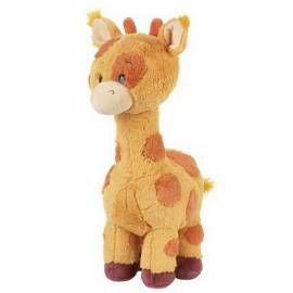 MAC TOYS Žirafa Noa 33cm žlutá oranžová