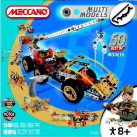 MECCANO Autojeřáb (motor 6V) MM50