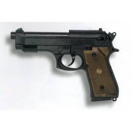 EDISON Pistole Edison Parabellum černé hnědé cena od 0 Kč