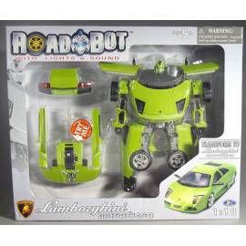 MAC TOYS Robot Lamborghini Murcielago 1:18 zelený cena od 0 Kč