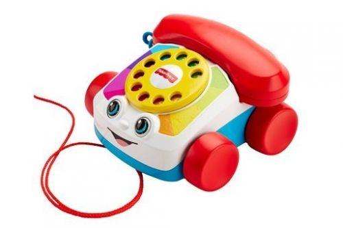 MATTEL Tahací telefon cena od 185 Kč